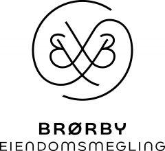 Brørby – Eiendomsmegler Hønefoss, Ringerike, Hole og Jevnaker Logo